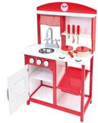 Bino Dětská kuchyňka s příslušenstvím 5 ks