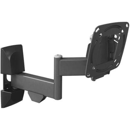 "Barkan pokretni zidni nosač s dvostrukom rukom E140, za ravne i zakrivljene ekrane do 74 cm (29"")"