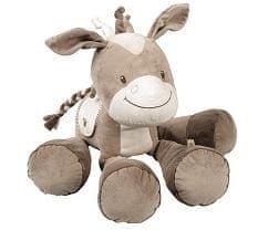 Nattou plišasta igrača konj, 75 cm