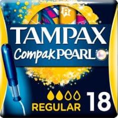 Tampax Compak Pearl Regular 18 ks