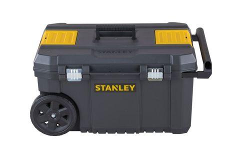 Stanley Pojízdný box, 50 l (nosnost 40 kg)
