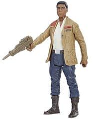 Star Wars E8 Force Link figurka z dodatkami - Finn