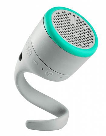 Polk Audio BOOM SWIMMER Junior přenosný reproduktor, šedá