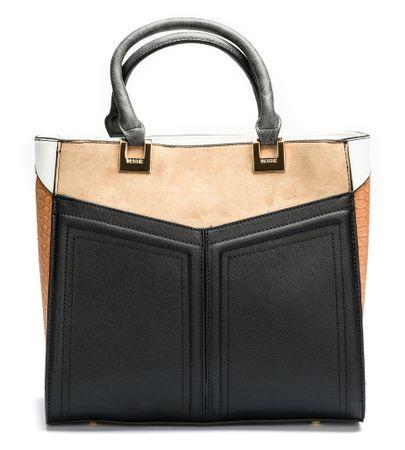 Bessie London ženska torbica crna