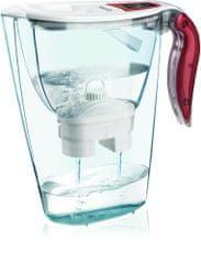 Laica filtrirani vrč za vodu Eden Red, 2,45 l