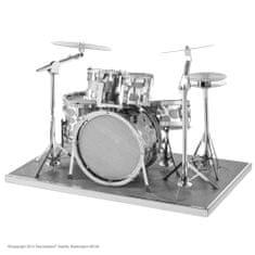 Metal Earth Drum Set