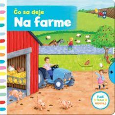 autor neuvedený: Čo sa deje na farme