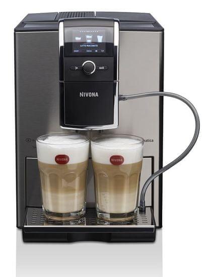 Nivona CafeRomatica 859 + darček Nivona NICO 100 MilkCooler ZADARMO