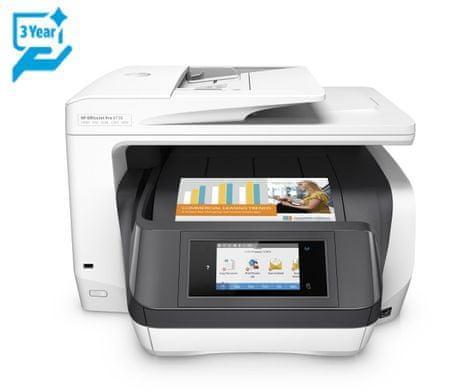 HP višenamjenski uređaj OfficeJet Pro 8730 All-in-One (D9L20A)