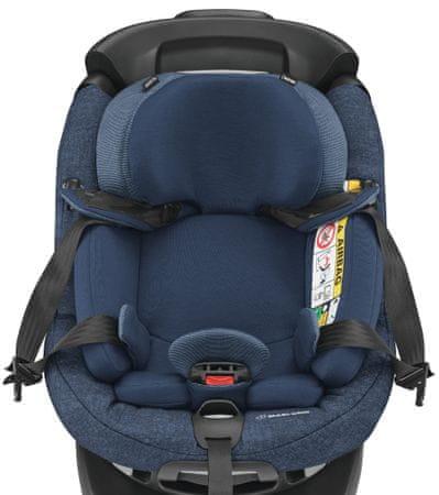 Maxi-Cosi Gyerekülés AxissFix Plus 2020, Nomad blue