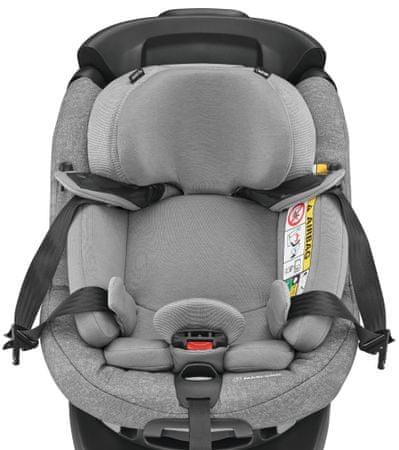 Maxi-Cosi Gyerekülés AxissFix Plus 2020, Nomad grey