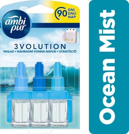 Ambi Pur 3Volution Ocean Mist légfrissítő utántöltő 20ml