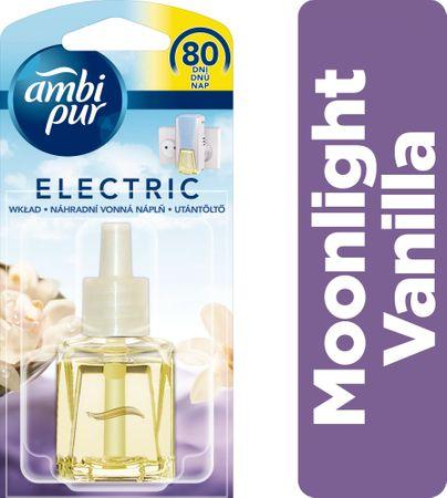 Ambi Pur Plug-In Moonlight Vanilla légfrissítő utántöltő 20ml