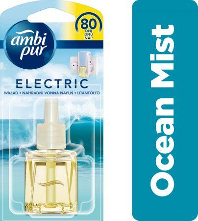 Ambi Pur Plug-In Ocean Mist légfrissítő utántöltő 20ml