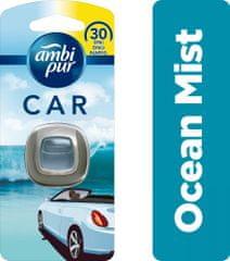 Ambi Pur Car Ocean Mist Csíptetős Autóillatosító 1 db
