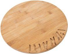 TimeLife Pizza deszka BAMBUS, 28 cm