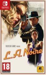 Take 2 igra L.A. Noire (Switch)