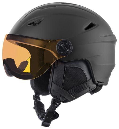 Relax Lyžařská helma Stealth RH24A M (56-58 cm) - rozbaleno