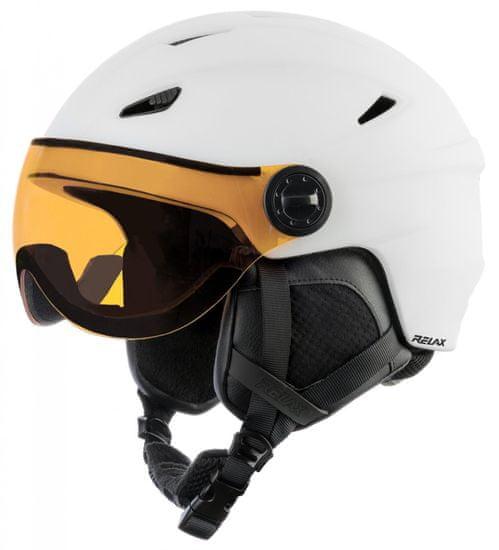 Relax Lyžařská helma Stealth RH24B S (54-56 cm) - rozbaleno