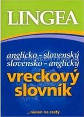 autor neuvedený: Anglicko-slovenský, slovensko-anglický vreckový slovník – 5.vyd.