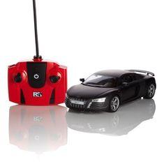 Pama avto Audi R8 GT, daljinsko voden, 1:24, črn
