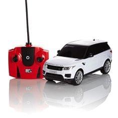 Pama avto Land Rover Range Rover Sport, daljinsko voden, 1:24, bel