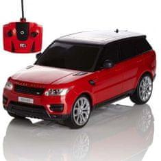 Pama avto Land Rover Range Rover Sport, daljinsko voden, 1:24, rdeč
