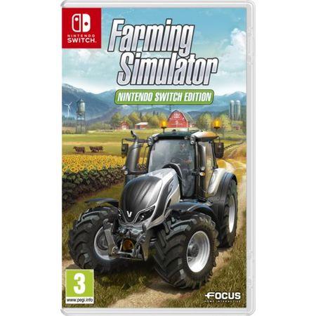 Focus Farming Simulator 17 (NSW)