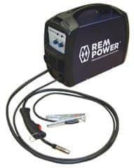 REM POWER aparat za varenje WMEm MIG 180 Basic Line
