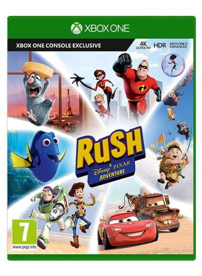 Microsoft Rush :A Disney Pixar Adventure / Xbox One