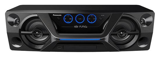 Panasonic SC-UA3E-K, černá - zánovní