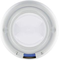 Viceversa Kuchynská váha digitálna biela