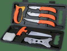 Outdoor Edge Wild-Pak 8dílná sada nožů