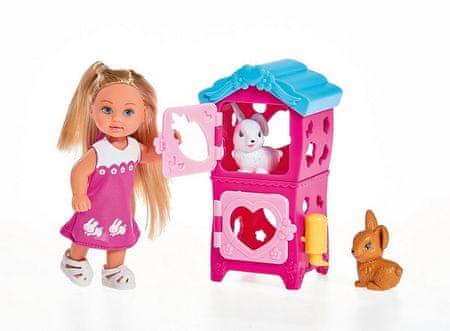 SIMBA lalka Evi Love i króliczki