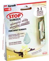 Ceresit apsorbirajuće vrećice protiv vlage, s mirisom vanilije, 2 komada
