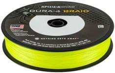 Spiderwire Splétaná Šňůra DURA4 150 m Yellow