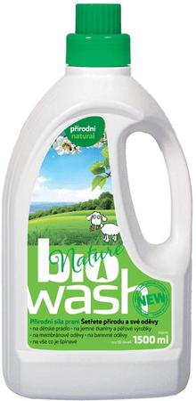 BioWash přírodní 1,5 l (50 praní)