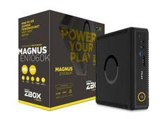 Zotac mini namizni računalnik Zbox Magnus EN1060K i5-7500T/SFF/GeForce GTX1060/FreeDos