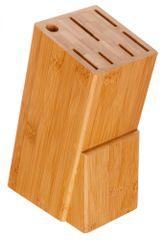 Banquet Stojan na nože drevený BRILLANTE Bamboo