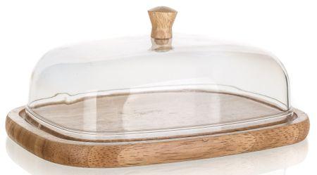 Banquet posoda za maslo BRILLANTE, 17,4 x 12,4 x 6,2 cm