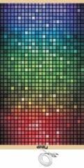Unity Energeticky úsporný vykurovací infrapanel - mozaika