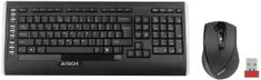 A4Tech 9300F, CZ set klávesnica + myš