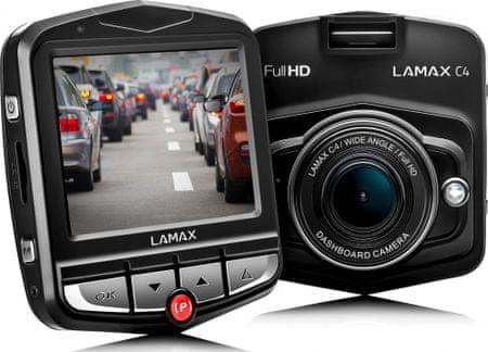 LAMAX wideorejestrator C4
