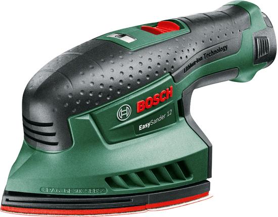 Bosch akumulátorová multibruska EasySander 12 0603976909