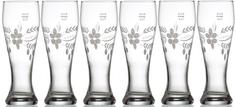 Ritzenhoff&Brecker Aehre poháre na pivo, 500 ml, 6 ks