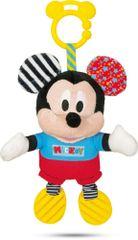 Clementoni Mickey plyšový so zvukmi a úchytom