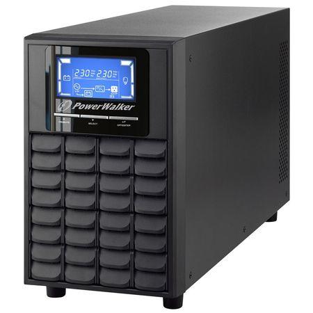 PowerWalker POWERWALKER brezprekinitveno napajanje Online VFI 2000 LCD 1000VA 900W UPS