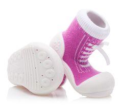 Attipas dievčenské topánočky Sneakers Purple