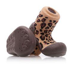 Attipas chlapecké botičky Animal Leopard (BR)