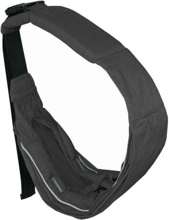 Minimonkey Nosítka Sling Unlimited, tmavě šedá - rozbaleno
